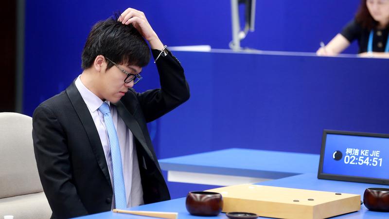 """Computador derrota campeão chinês de jogo de tabuleiro """"go"""""""