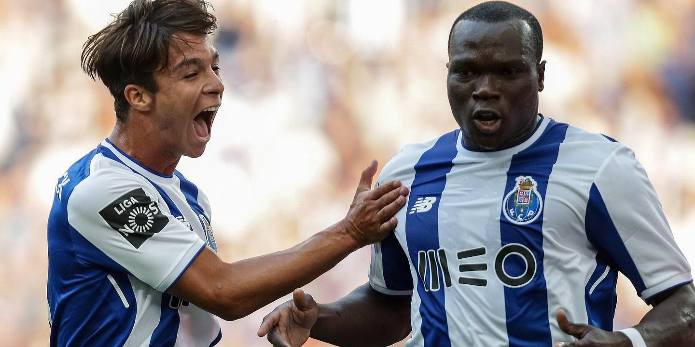 Óliver Torres dedicou vitória no Dragão às crianças do IPO do Porto