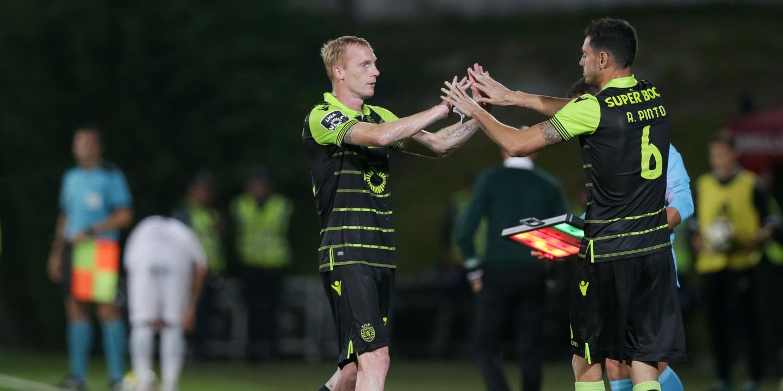 Doumbia e Mathieu com especial atenção no Sporting