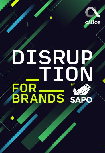 Ganhe bilhetes para a conferência Disruption for Brands by SAPO