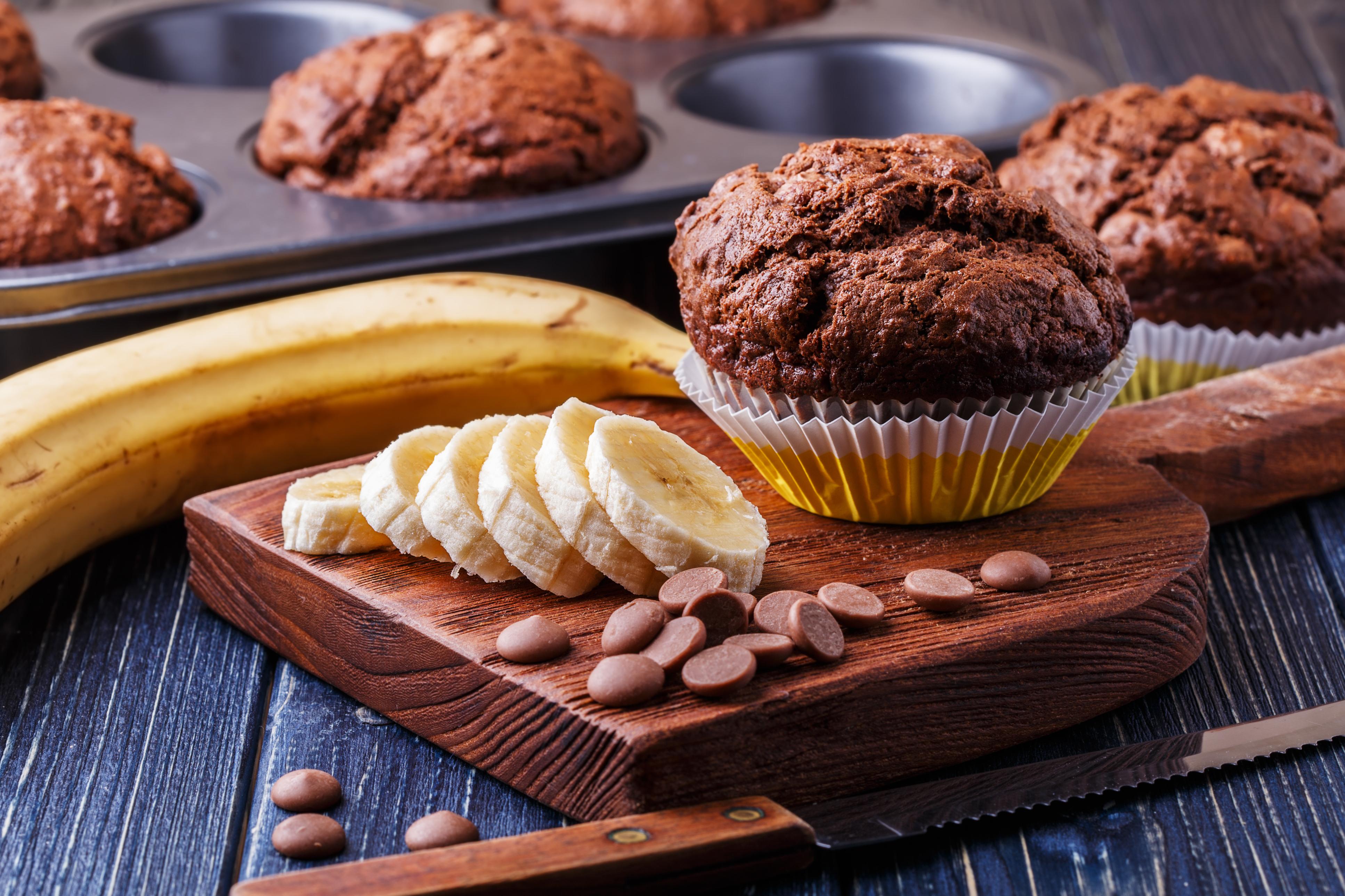 Como tornar os muffins menos calóricos