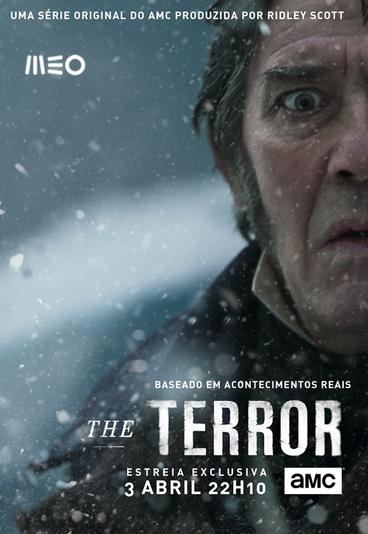 """""""The Terror"""": ganhe convites duplos para a antestreia"""