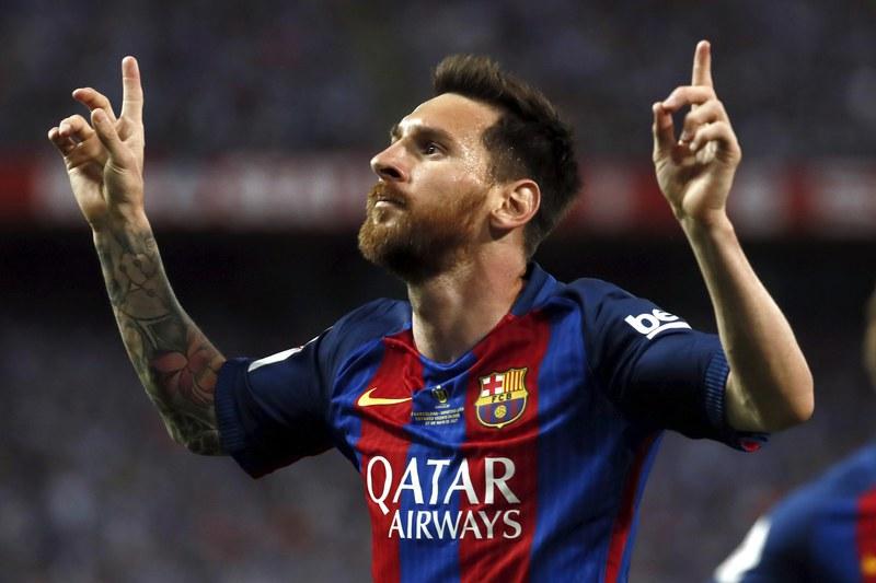 Barcelona recorda melhores momentos de Messi no dia do seu 30.º aniversário