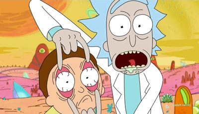 Divirta-se com a série de animação mais hilariante de sempre