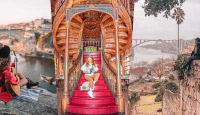 """Estes são os locais mais """"instagramáveis"""" do Porto e Gaia"""