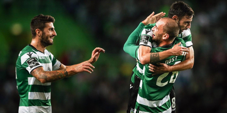 Sporting vai defrontar o Plzen nos oitavos de final da Liga Europa