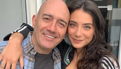 Carolina Carvalho declara toda a admiração por José Raposo