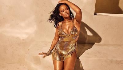 Rihanna voltou com tudo - incluindo o seu aclamado Body Lava