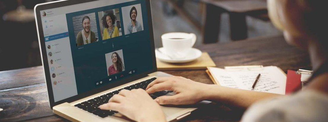10 conselhos de segurança para proteger as conversas online com a família, amigos e colegas