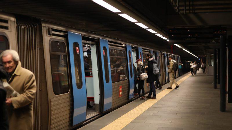 Metro de Lisboa vai andar mais rápido… na internet