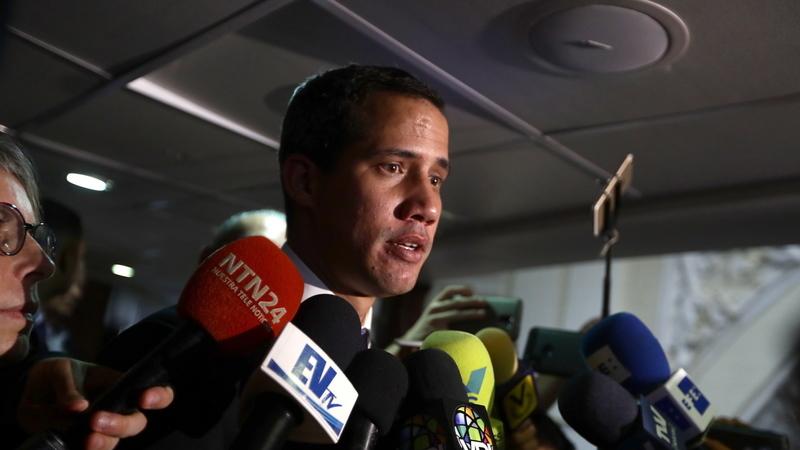 Ministério Público venezuelano abre investigação a Juan Guaidó por corrupção