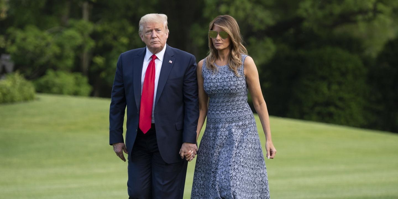 """""""Acabámos de atingir um limiar muito triste"""". Trump apresenta condolências aos familiares dos 100.000 mortos nos EUA"""