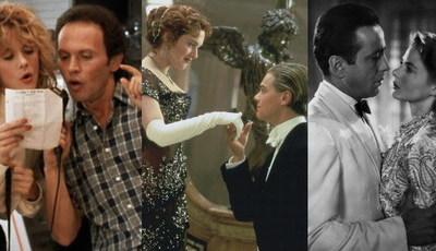 """""""Um Amor Inevitável"""" faz 30 anos: os filmes mais românticos para ver a dois"""
