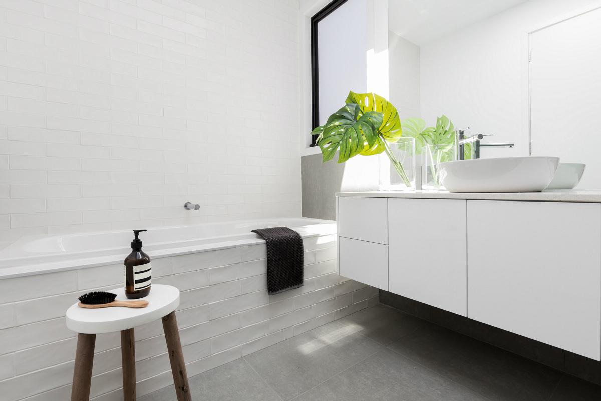 Os princípios de harmonia que deve introduzir na sua casa de banho