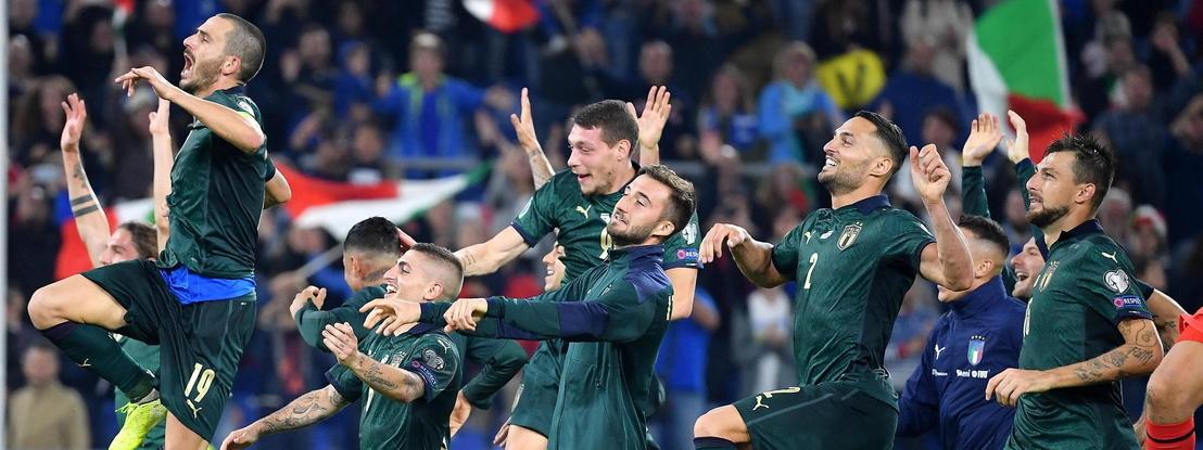 Euro 2020: As equipas já apuradas, os anfitriões que já sabem onde vão jogar e outros que podem falhar a organização caseira