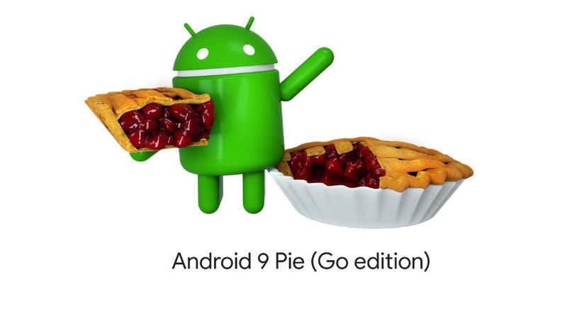 Google anuncia Android 9 Pie (Go edition) para atacar a gama baixa e mercados emergentes