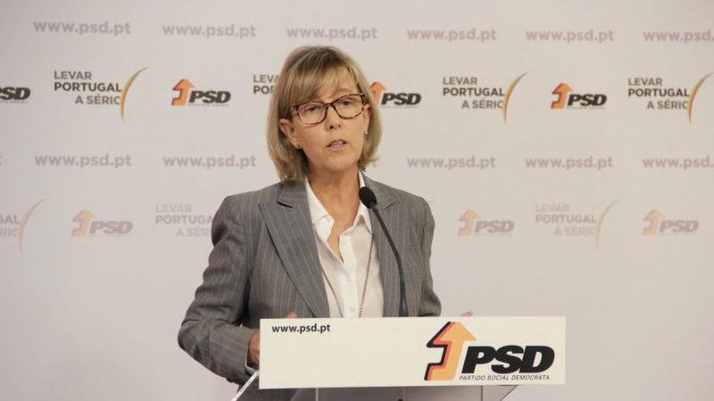 PSD: Maria Luís Albuquerque vai apoiar Luís Montenegro nas diretas