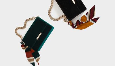 #tendência: malas com lenço são o novo hit de acessórios