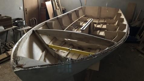 Construir um veleiro, passo a passo