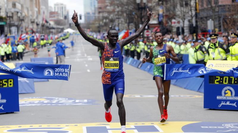 Maratona de Boston já não vai acontecer. É a primeira vez que é cancelada em 124 anos