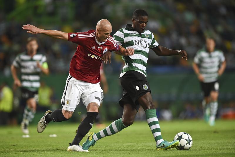 Liverpool em Lisboa para contratar William Carvalho