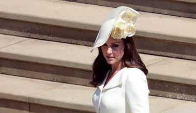 Kate Middleton gera discórdia ao repetir vestido pela quarta vez em casamento real