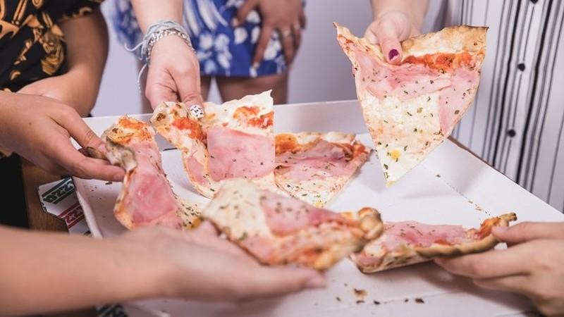 4 situações em que uma pizza pode ser a solução