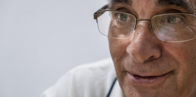 """Fernando Loureiro: """"Quero para todos os ex-combatentes um ordenado mínimo nacional"""""""