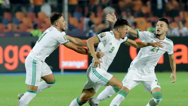 Argélia vence Senegal por 1-0 e conquista a CAN2019