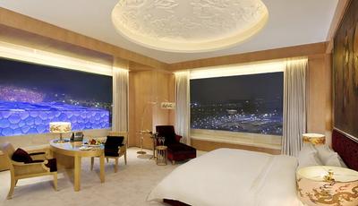 8 hotéis super luxuosos que merecem mais do que cinco estrelas