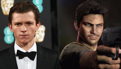 """Novo Homem-Aranha vai ser herói de """"Uncharted"""", mas alguns fãs não gostaram"""