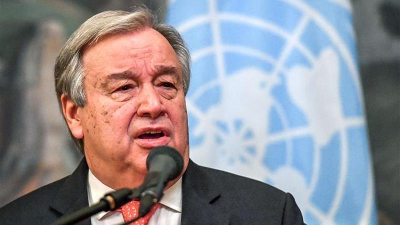 """Human Rights Watch critica """"silêncio"""" de Guterres sobre direitos humanos"""