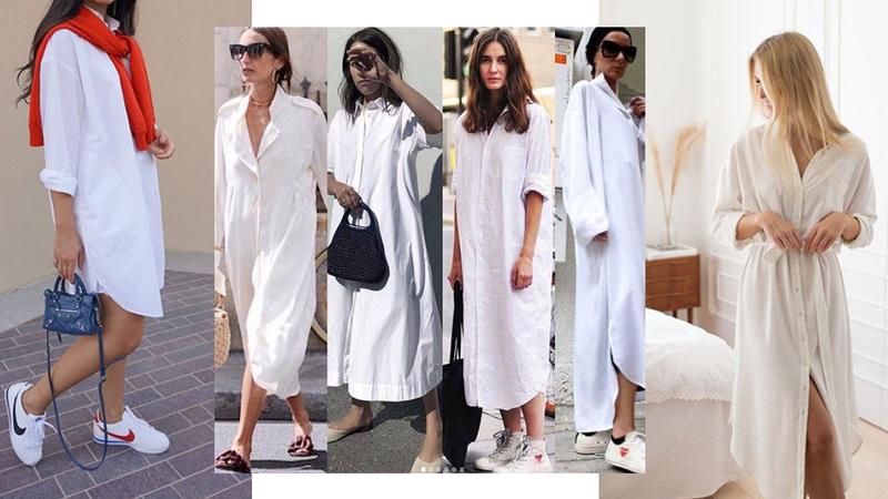 #tendência: aposte no vestido chemise para os dias de verão
