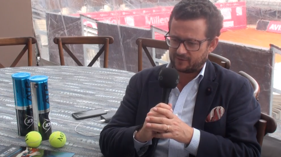 Como se convence tenistas do top-20 a participar no Estoril Open? Boa cama, boa mesa...