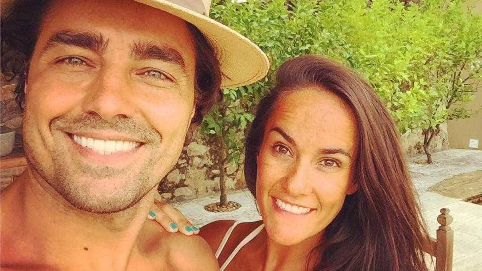 Corpo definido de Ricardo e Francisca Pereira dá que falar no Brasil