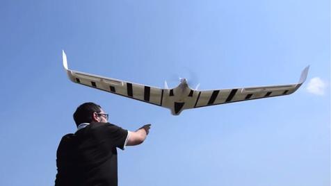 Drone autónomo prepara-se para combater pesca ilegal nas ilhas Seicheles