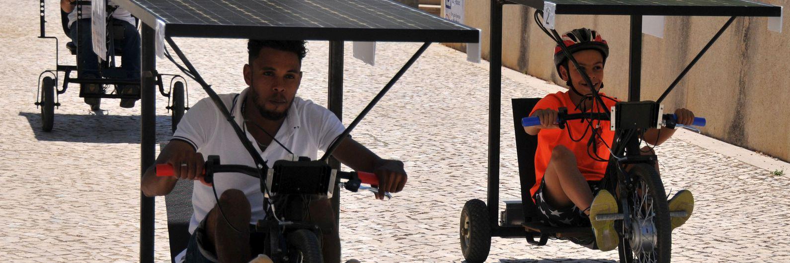 Carros solares voltam a acelerar na Faculdade de Ciências da Universidade de Lisboa