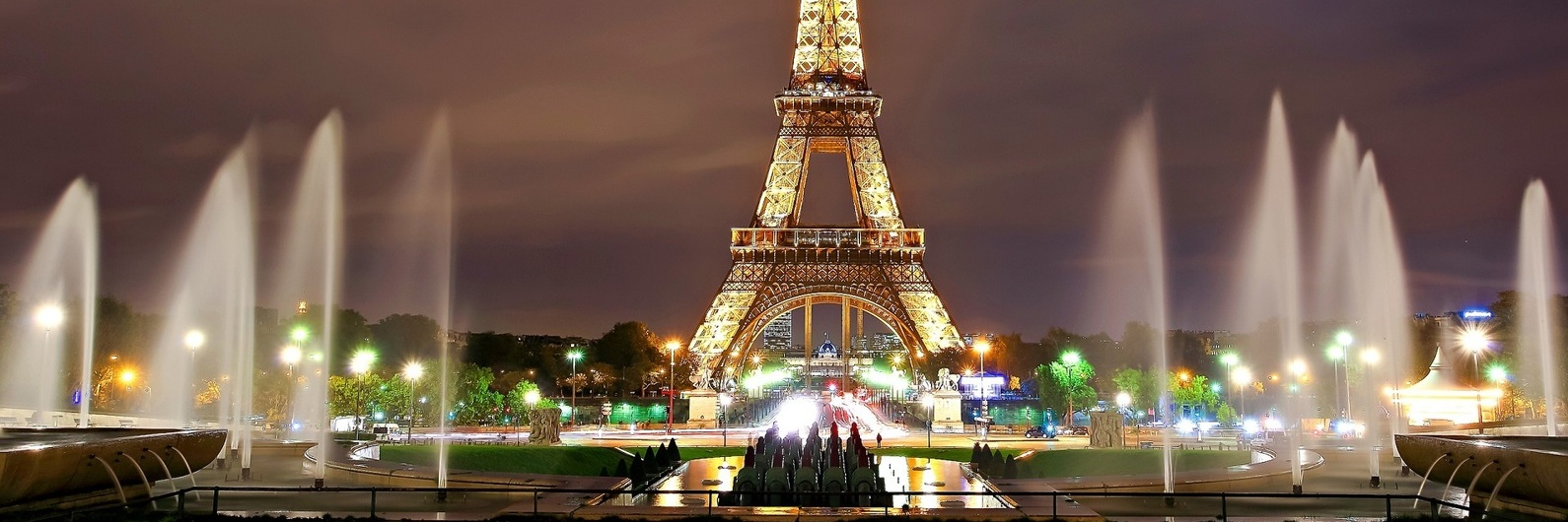 Sete razões para amar Paris