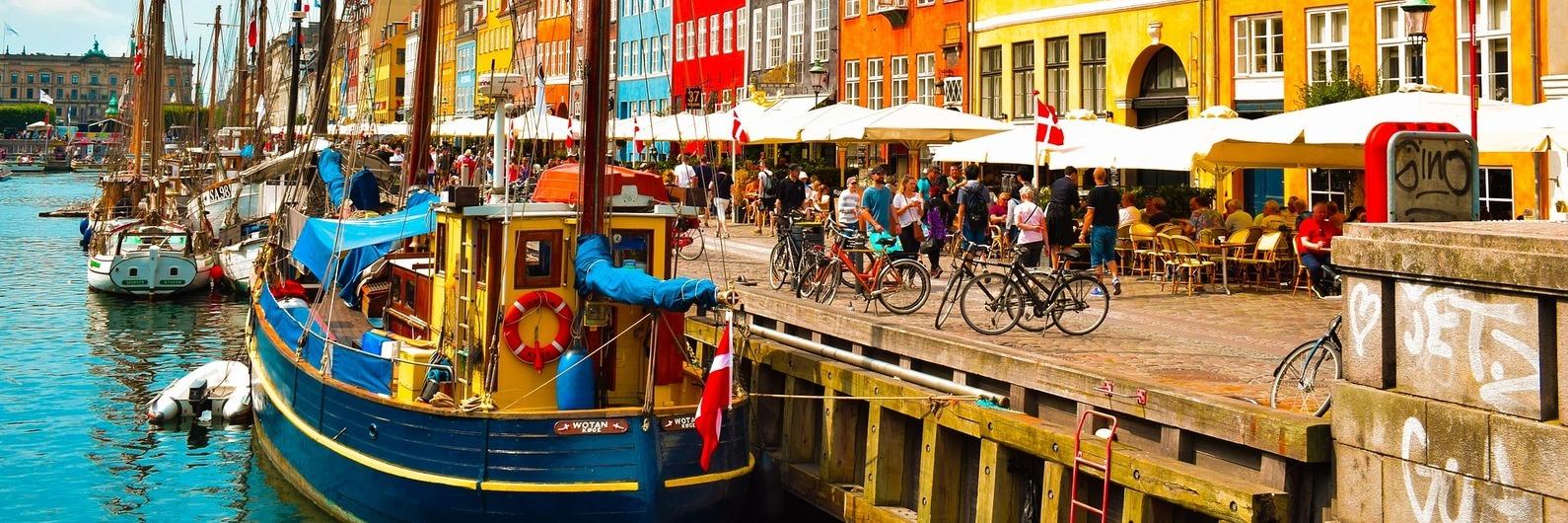 Seis locais para comer ao ar livre em Copenhaga