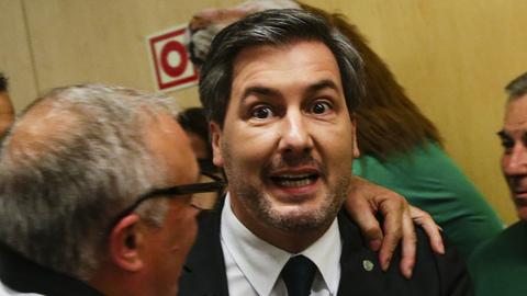 Bruno de Carvalho apresentou documentos cuja validade a Comissão de Gestão não reconhece e foi expulso de Alvalade