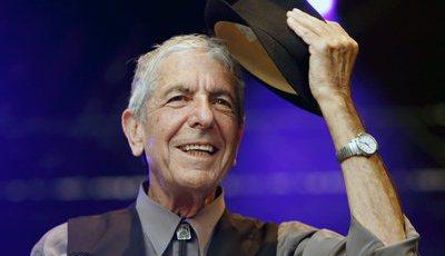 """""""As Canções de Leonard Cohen"""": Espetáculo de homenagem vai ter dose dupla no Coliseu do Porto"""