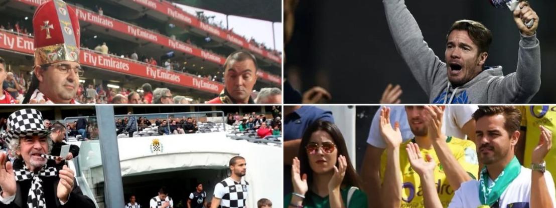 I Liga deveria regressar? Adeptos dos 18 clubes respondem
