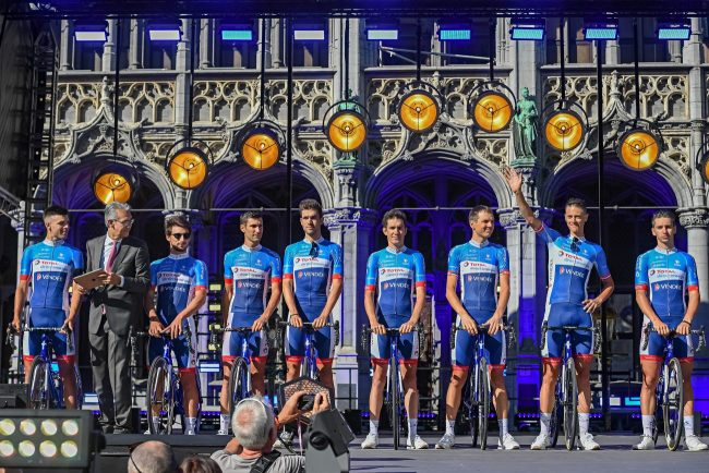 Total Direct Energie renuncia ao Giro de 2020