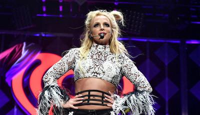 Britney Spears partilha vídeo muito divertido com os filhos