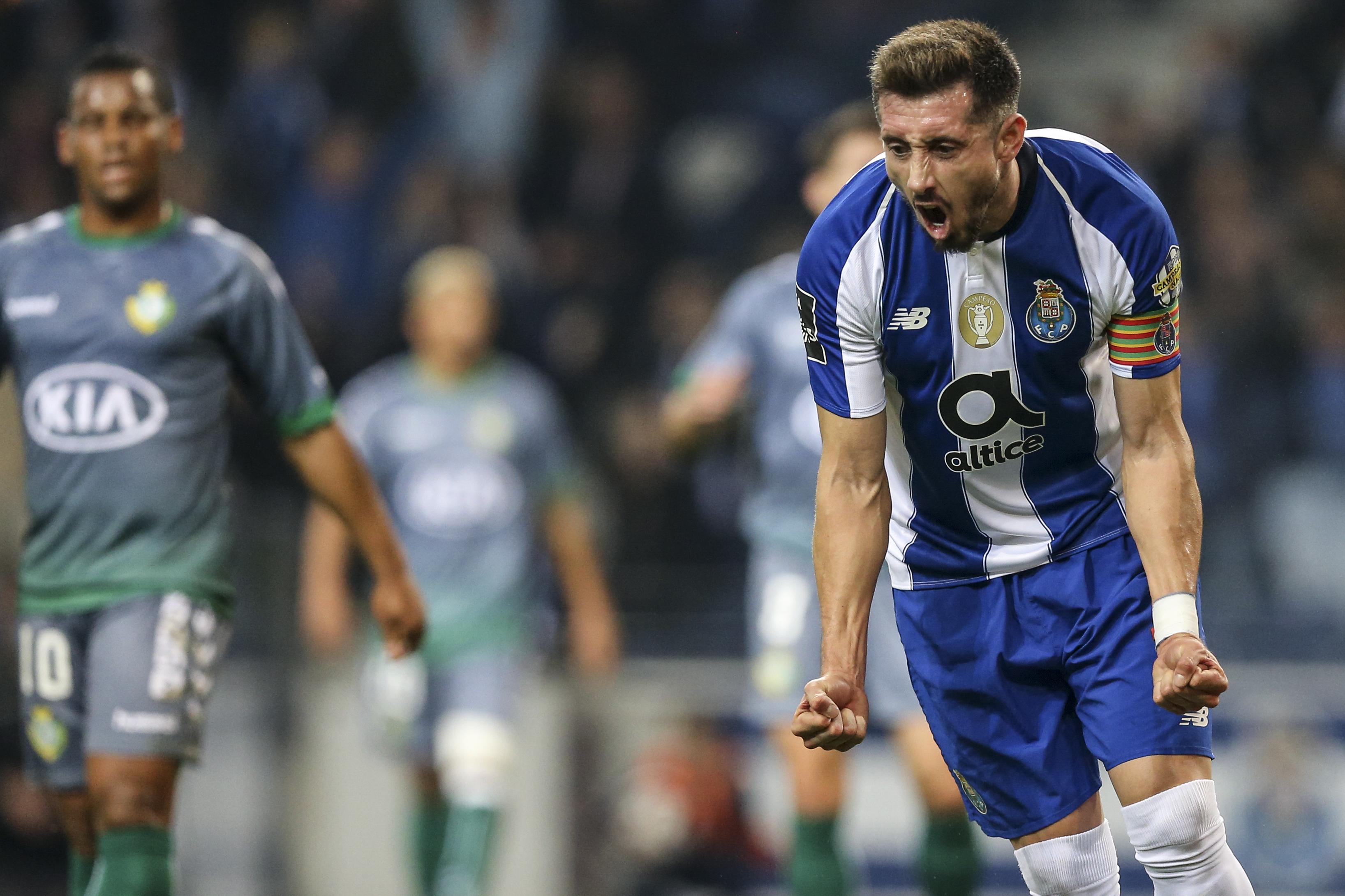 FC Porto regressa aos triunfos frente ao Setúbal e consolida liderança da I Liga