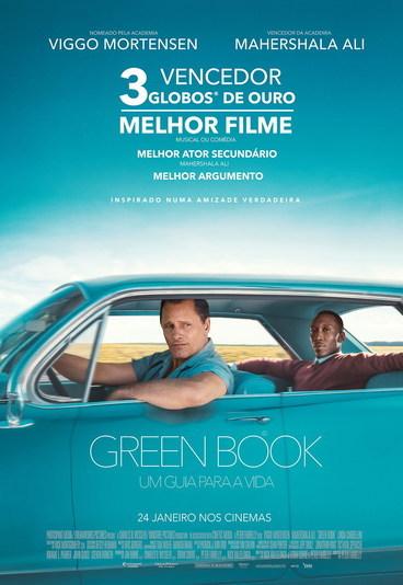 """""""Green Book: Um Guia para a Vida"""": ganhe convites para as antestreias"""