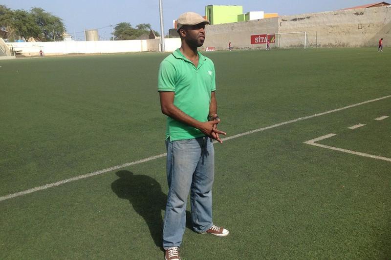 Janito Carvalho é o novo treinador da Académica da Praia