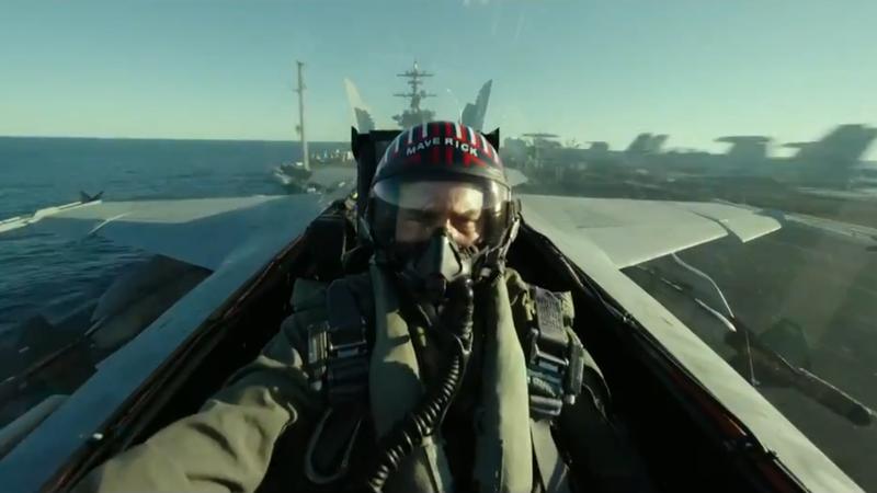 """Tom Cruise aparece de surpresa na Comic-Con: revelado o primeiro trailer do novo """"Top Gun"""""""