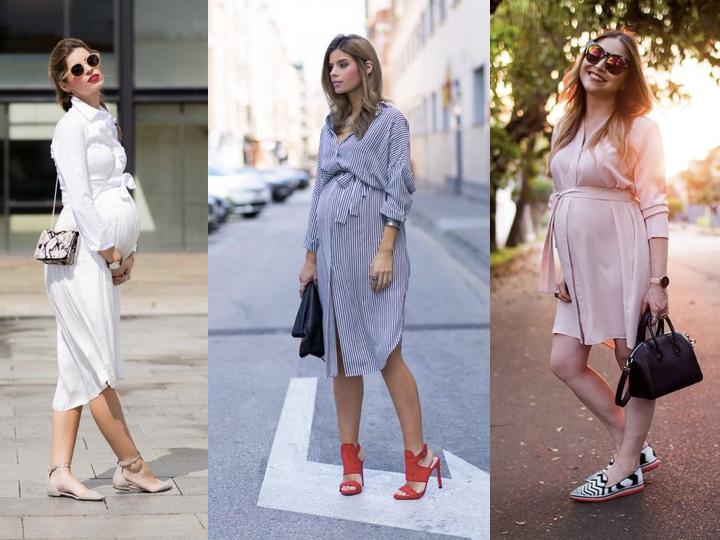 Como manter o estilo profissional na gravidez