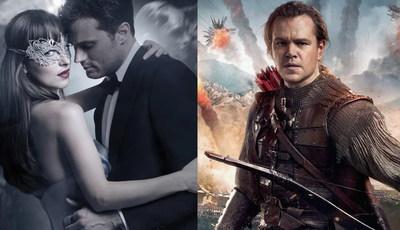 Quase todos de acordo: Estes já estão entre os piores filmes de 2017